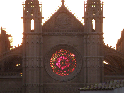 Post image of Solsticio de invierno en la Catedral de Palma de Mallorca