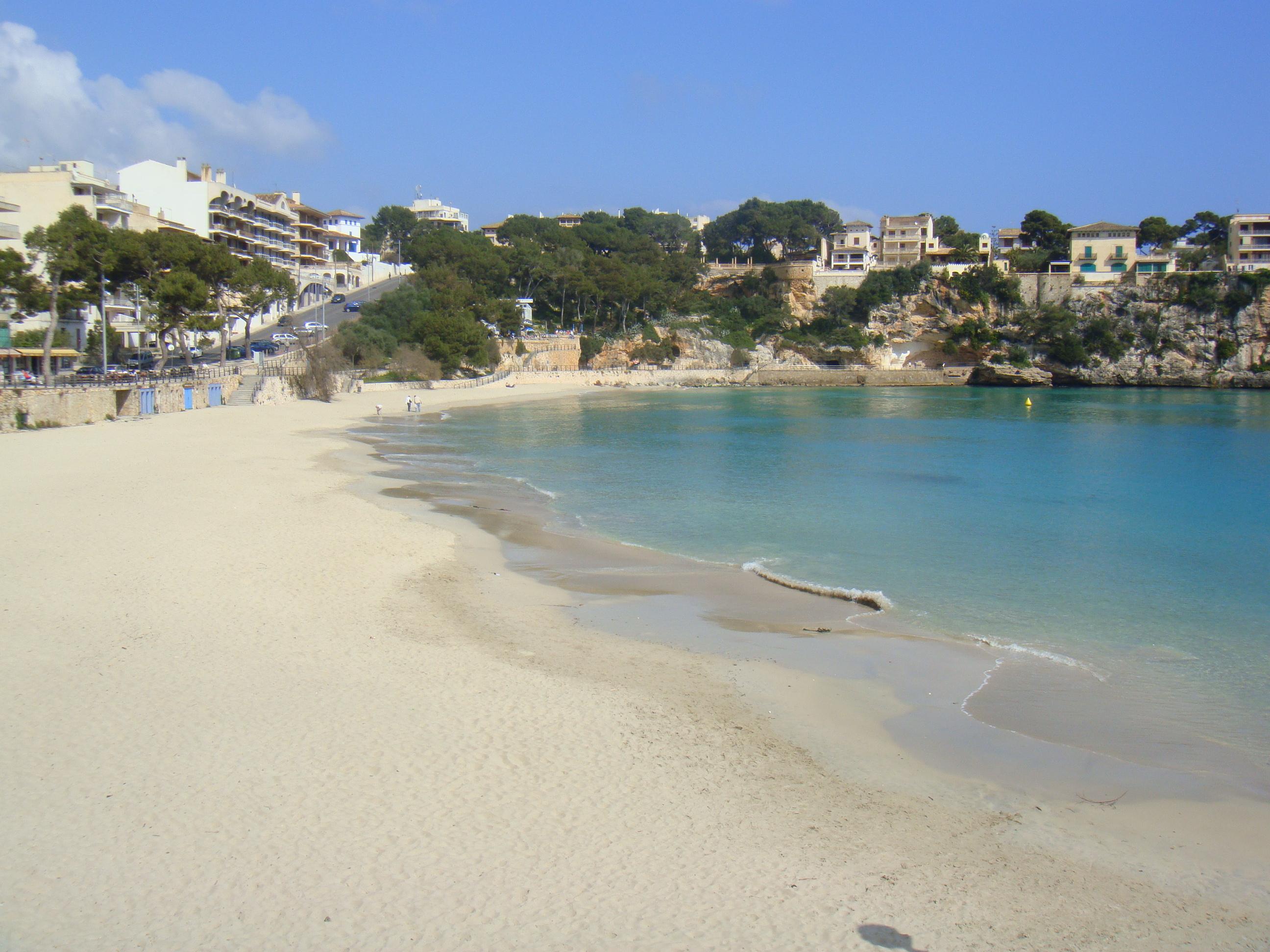 Post Thumbnail of Qué visitar en Mallorca?Playa de Porto Cristo