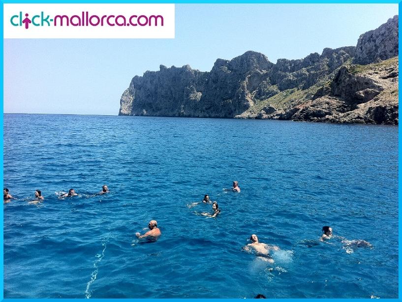 Post Thumbnail of Que visitar en Mallorca? Cala San Vicente