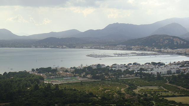 Post Thumbnail of Que  visitar en Mallorca? Puerto Pollensa