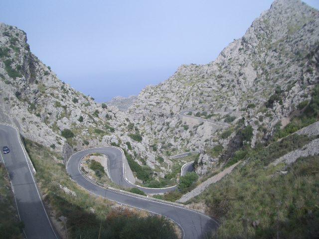 Post Thumbnail of Que visitar en Mallorca: Carretera a la Calobra