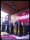 Post Thumbnail of Que visitar en Mallorca? La Feria de la Oliva en Caimari 2012