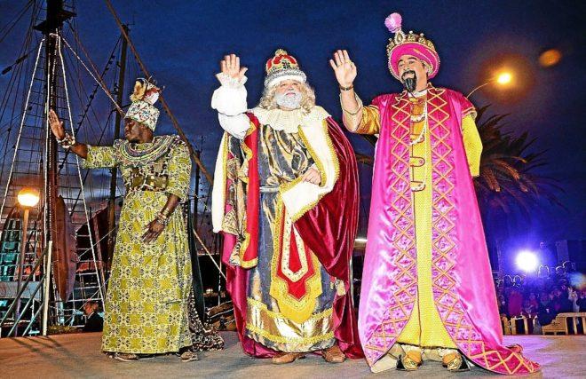 cabalgata reyes magos fiestas navidad mallorca