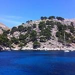Post Thumbnail of De excursión en catamarán a Cala Engosalba