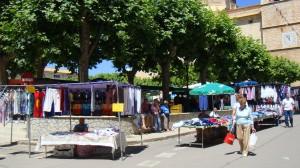 mercado binissalem en mallorca