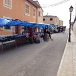 Mercado de Santa Eugenia en Mallorca