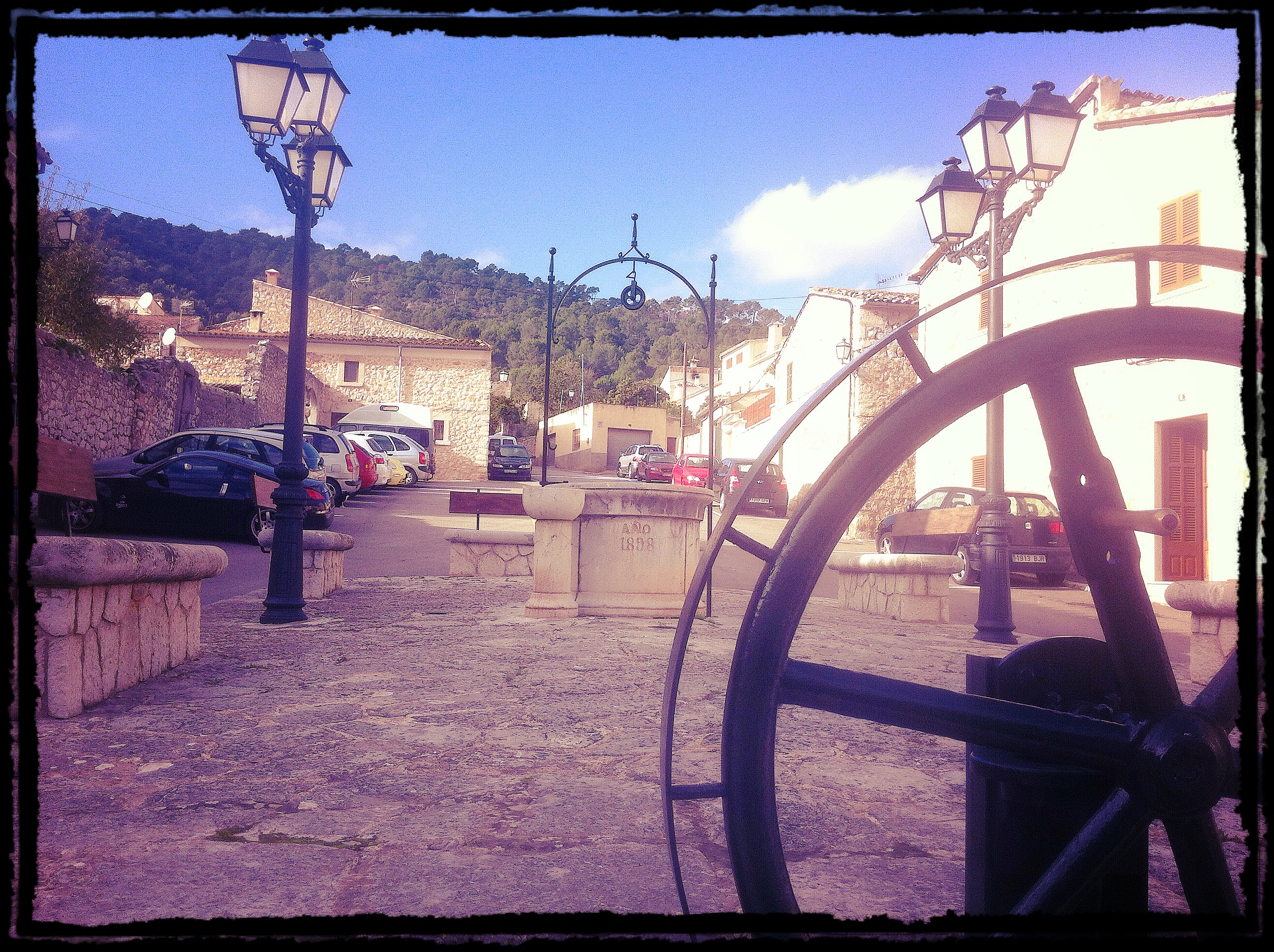 Post Thumbnail of De visita al pueblo de Biniamar en Mallorca
