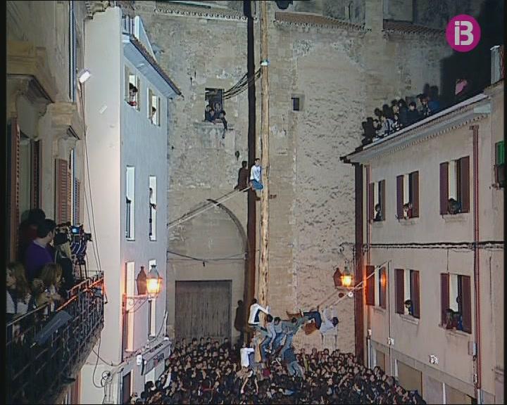 Post Thumbnail of Sant Antoni en Pollensa: el pino de Ternelles