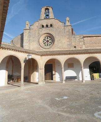 Post Thumbnail of Que visitar en Mallorca? El Puig de Montision en Porreres