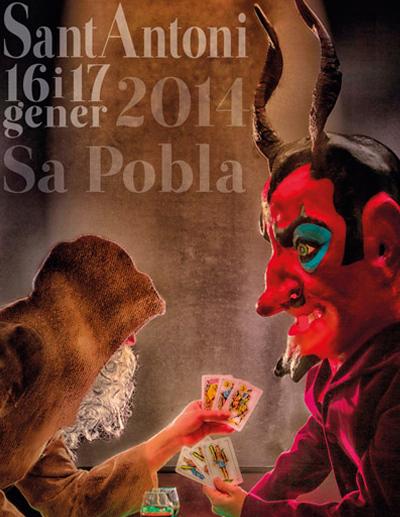 Post Thumbnail of Fiestas de Sant Antoni en Sa Pobla