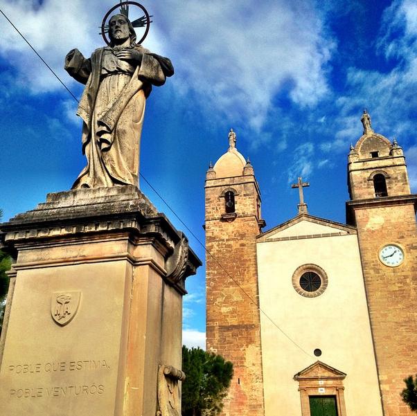 Post Thumbnail of De visita al llogaret de Pina en Mallorca