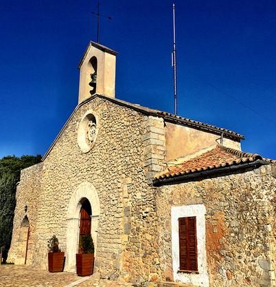 Post Thumbnail of El puig y la ermita de Santa Magdalena en Inca