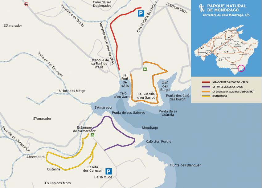rutas_parque_mondrago_mallorca