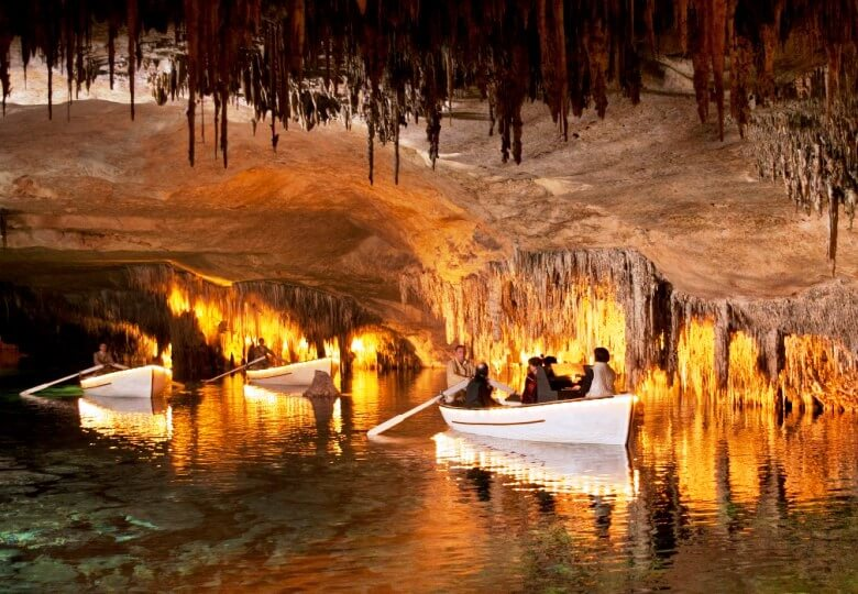 cuevas espectaculares de mallorca
