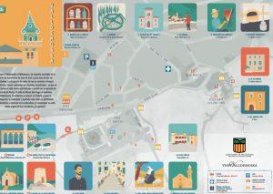mapa de valldemossa