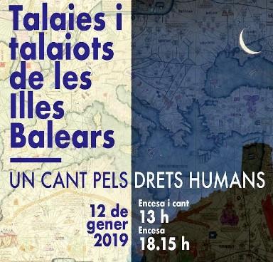Post Thumbnail of Torres defensivas en Mallorca por los derechos humanos